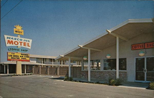 The Wasco Inn Motel California Jerry Navy Photography