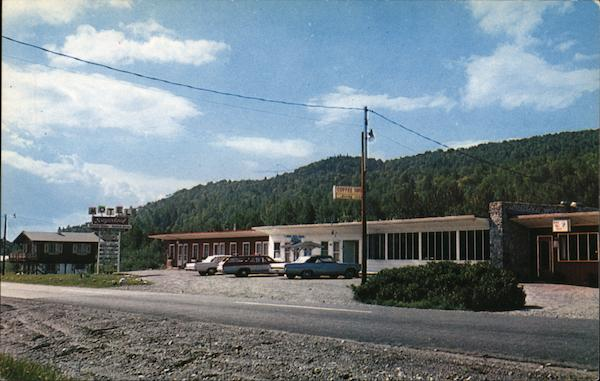 Judson's Sugarloaf Motel Carrabassett Maine Paul A. Knaut Jr.