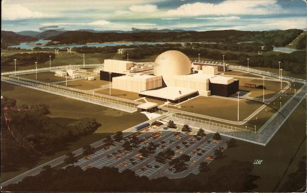 Clinch River Breeder Reactor Plant Project Oak Ridge Tennessee