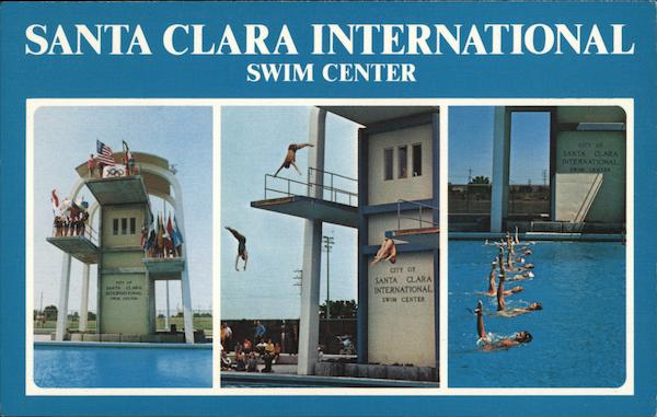 International Swim Center Santa Clara California