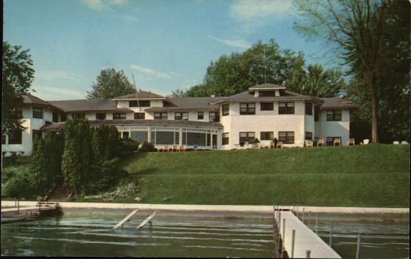 South S Hotel On Lake Wawasee Syracuse Indiana
