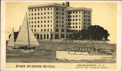 Fort Sumter Hotel