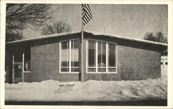 New Post Office Building, Dedicated Jan. 30, 1966