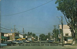 Street Scene, Blue Gill Capital of the World