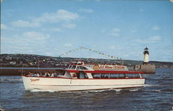 Excursion Boat, S.S. Flame