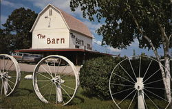 The Barn, Devils Lake