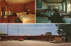 Northern Lights Motel & Restaurant, Corner of I-75 Loop and Burdette St.