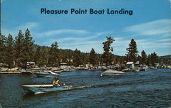 Pleasure Point Boat Landing