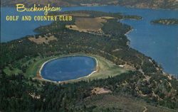 Buckingham Golf and Country Club Postcard