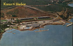 Konocti Harbor Inn, Soda Bay Road Postcard