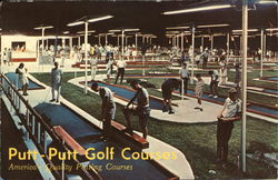 Bristol Putt-Putt Golf Course
