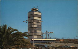 Control Tower, Los Angeles International Air Terminal