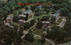 Aerial View of King College