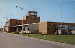 Front View of Dress Memorial Airport