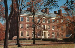 Waugh Hall, Wabash College