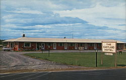 The Eastland Motel, Route 189 Postcard