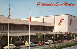 View of Hillsdale Shopping Center