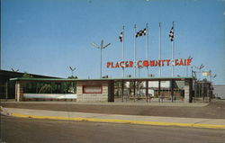 Entrance to Placer County Fairgrounds