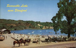 Searsville Lake near Stanford