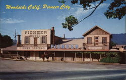 Woodside Calif., Pioneer City