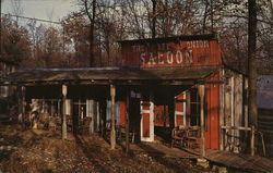 Ed's Ghost Town, Red Onion Saloon