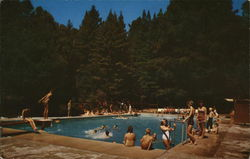Mount Hermon Swimming Pool