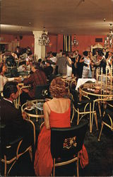 Dining and Dancing, Eastland Motor Hotel
