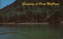 Camping at Point McCloud