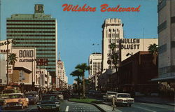 On the Miracle Mile, Wilshire Boulevard