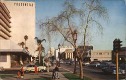 Miracle Mile Postcard