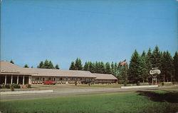 Hillcrest Motel, Route 201