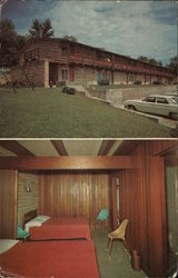 Windermere Motel Postcard