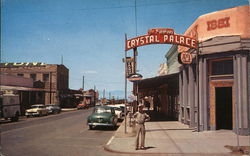 Tombstone Arizona & Famous Crystal Palace Saloon
