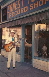 Ernest Tubb Record Shop, 417 Broad St.