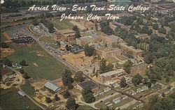 Aerial View, East Tennessee State College