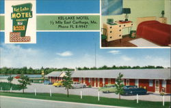 Kel-Lake Motel, U.S. 66 & 71 By-pass
