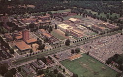 Aerial View of State University