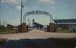 Entrance to the Tennessee Walking Horse National Celebration Grounds