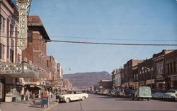Middlesboro, Kentucky Postcard