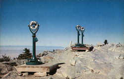 Powerful Telescopes on Sandia Crest