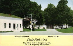 Shady Nook Motel