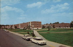 Purdue University, Men's Residence Halls