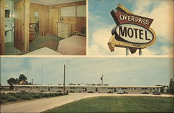 Over Pass Motel, Junction State Roads 32 and U.S. 27
