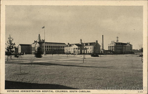 Veterans Administration Hospital Columbia South Carolina