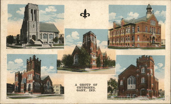 A Group of Churches Gary Indiana