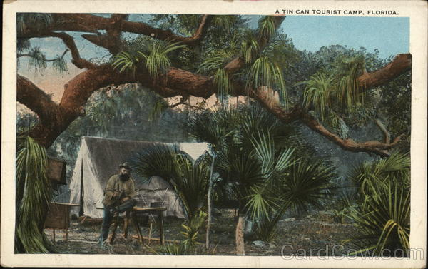 A Tin Can Tourist Camp Florida Camping