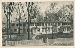 Residence of the Late James G. Blaine, Now Executive Mansion