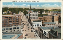 State St. From City Hall Tower