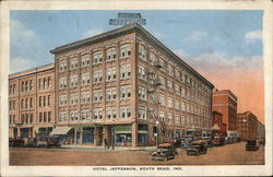 HOTEL JEFFERSON, SOUTH BEND, IND.
