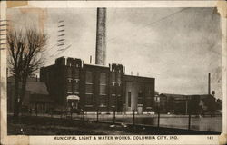 Municipal Light & Water Works